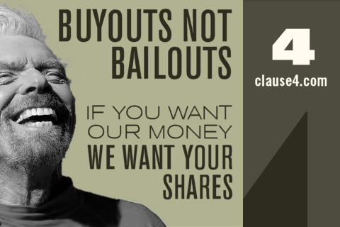 Buyouts Not Bail Outs