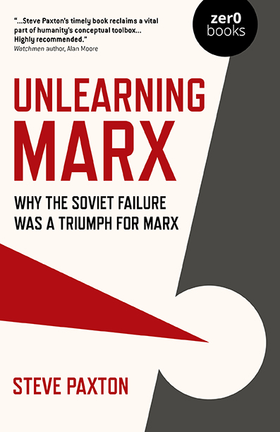 Unlearning Marx - cover